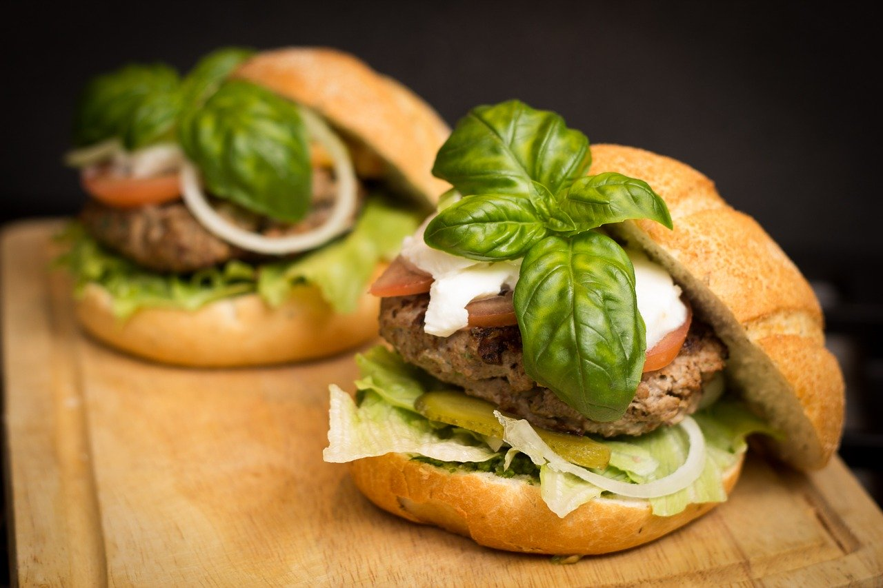 Hamburger dietetyczny